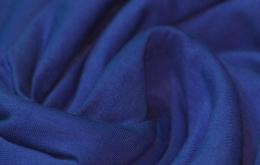 Jersey bleu cobalt