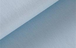 Coton uni bleu clair