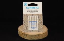 Aiguille machine double 2mm Schmetz