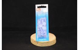 Bouton pression Colorsnaps Prym bleu lavande