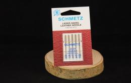Aiguilles machine cuir 80-90-100 Schmetz