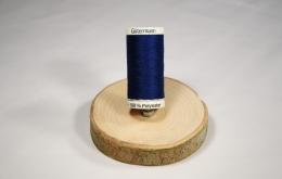 Fil à coudre bleu 500M Gütermann 195