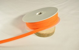 Passepoil Toutextile 10mm orange fluo