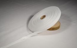 Sergé coton blanc