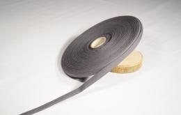 Sergé coton gris