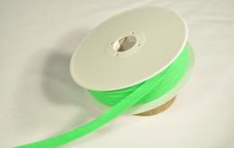 Passepoil Toutextile 10mm vert fluo