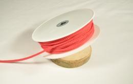 Cordon tricoté 4,5mm fuchsia