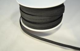 Elastique Bouton nylon 19mm noir