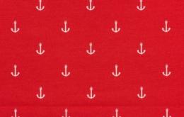 Jersey bio stenzo ancre rouge
