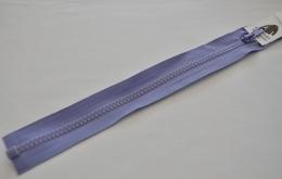 Fermeture éclair injectée n°5 séparable violette