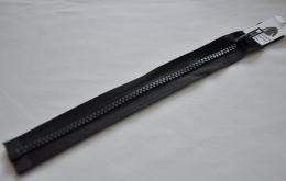 Fermeture éclair non séparable Lurex 15cm or