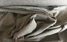 Jersey gris foncé chiné