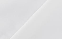 Tissu Pul uni blanc