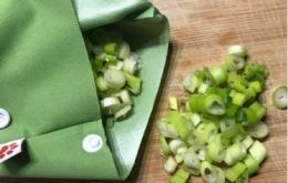 Flaxie Freeze - Lime Green