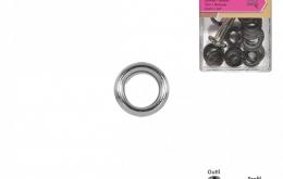 Oeillets en métal 10mm