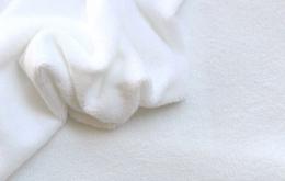 Micro-éponge de bambou blanc