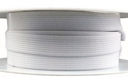 Serpentine 8mm blanc