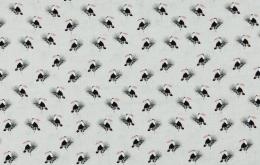 lin mélangé toucan