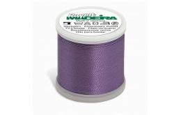 Fil à broder violet madeira 200 m