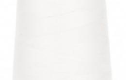 Fil pour surjeteuse 3000m blanc