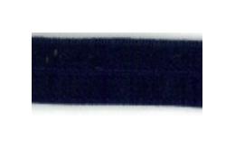 Rubans pré-plié extensible bleu marine