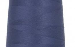Fil pour surjeteuse 3000m bleu France