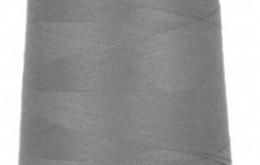 Fil pour surjeteuse 3000m gris