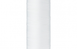 Fil à coudre blanc 130m Seraflex 2000