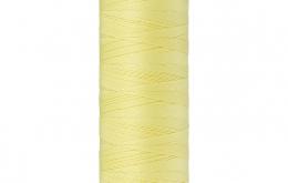 Fil à coudre jaune pâle 130m Seraflex 141