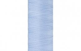 Fil à coudre bleu givré 130m Seraflex 36