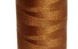 Fil à broder polysheen cacao 200 m coloris 1134