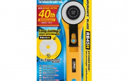 Rotary cutter avec protection ajustable