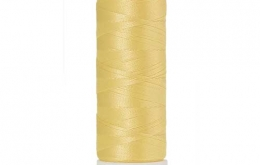 Fil à broder polysheen jonquilles 200 m coloris 520