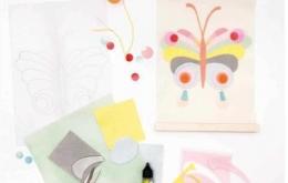 Set Pastel plaques de feutre 1mm