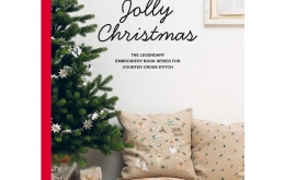 Livre et patrons Broderie Noël