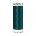 Fil à broder polysheen Dark Aqua 200 m coloris 4425
