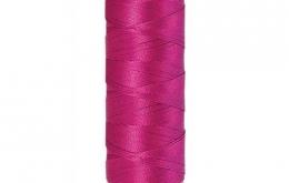 Fil à broder polysheen rose 200 m coloris 2508