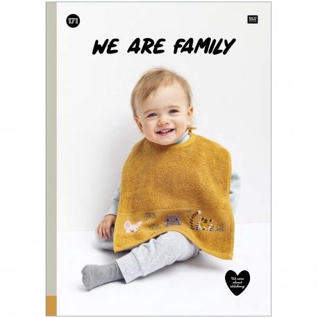 Livre et patrons We are family