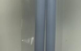 Aiguilles à tricoter PVC 12 mm