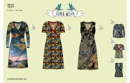 Patron Femme Super Nova TESS