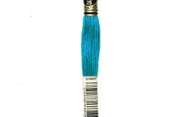 Mouliné DMC spécial bleu 3844