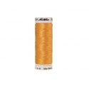 Fil à broder polysheen jaune 200 m coloris 811
