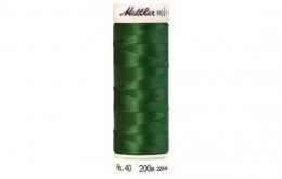 Fil à broder polysheen vert 200 m coloris 5650