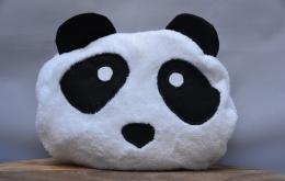 Kit à coudre Bouillotte sèche: panda