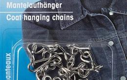 Prym chainettes de suspension argent