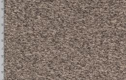 Tissu tricot chiné beige