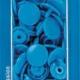 pression Colorsnaps bleu d'acier Prym