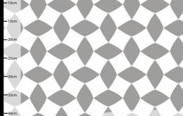 Jersey bio Paapii Salmiac gris blanc