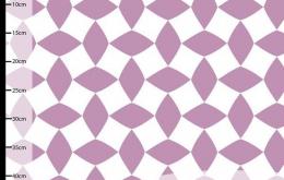 Jersey bio Paapii Salmiac lila blanc